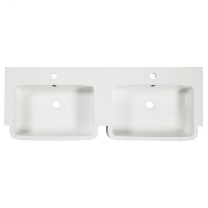 1200mm Isocast Basin - Double