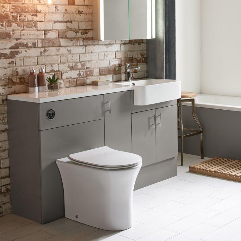Creative Utopia Bathroom Furniture Fitted Bathrooms Coalville  Utopia Bella