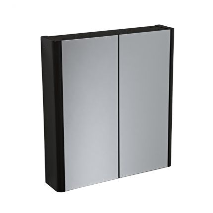 Contour Double Door Cabinet - Anthracite