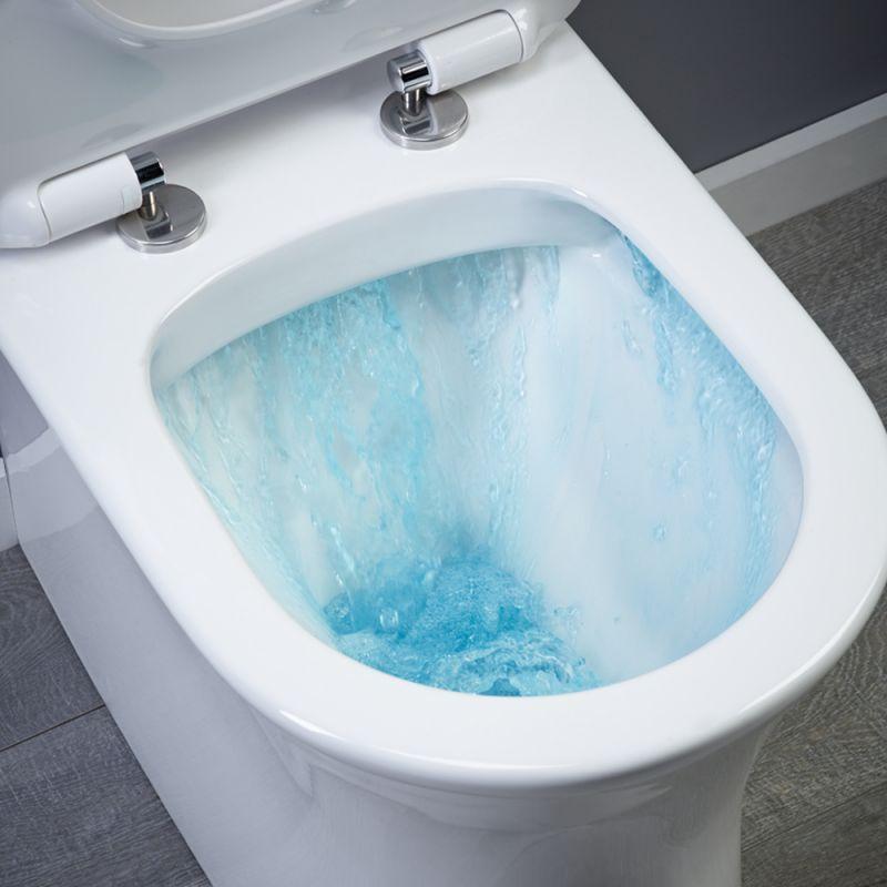 Radar Back To Wall Wc Pan R2 Bathrooms