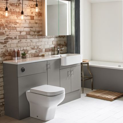 Muse Stone Grey Fitted Furniture