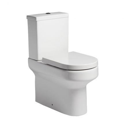 Debut Fully Enclosed WC Pan & Cistern