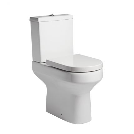 Debut Comfort Height WC Pan & Cistern