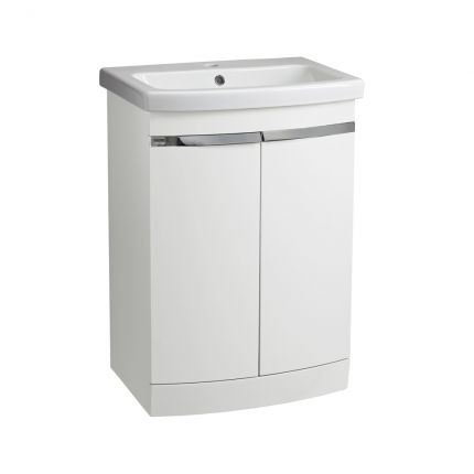 Plan 600 Freestanding Unit - White