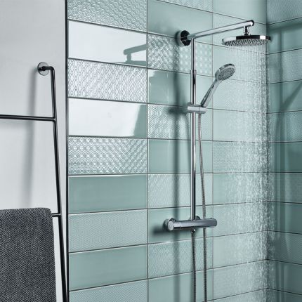 Marine Shower System