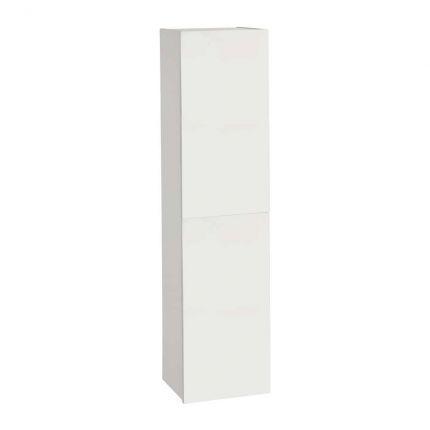 Type 300mm Wall Column - Gloss White