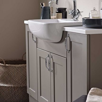 Stow Stone Grey Fitted Furniture