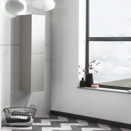 320mm Wall Column - Light Grey