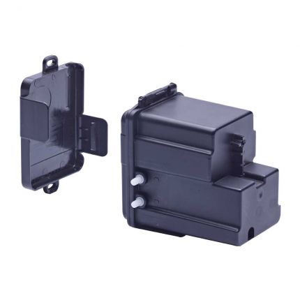 Contactless dual flush remote sensor kit