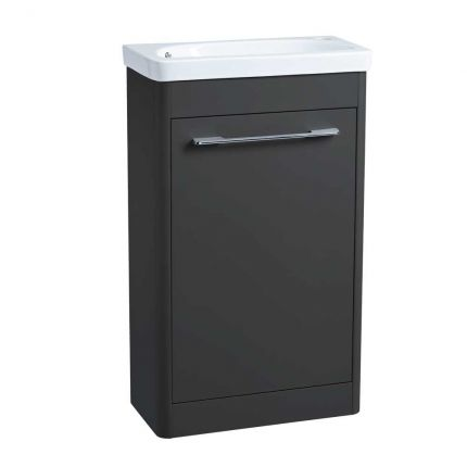 Contour 500 Cloakroom unit - Anthracite