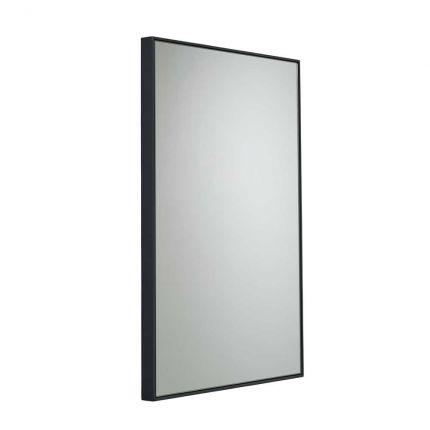500mm Framed mirror - Anthracite