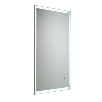 Fine tapered LED mirror