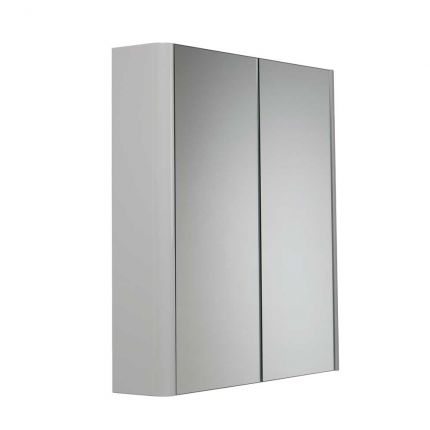 Double door Cabinet - Light Grey