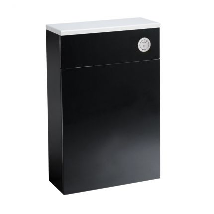 560mm Slimline Back to Wall WC Unit - Anthracite
