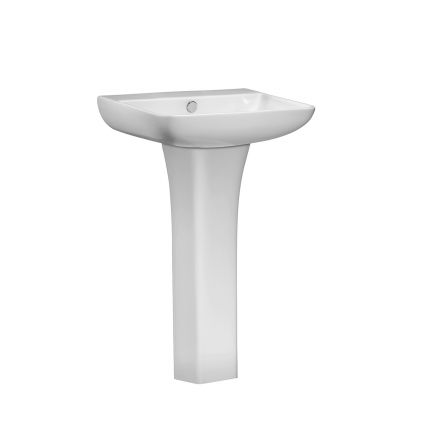 Mini 550mm Basin & Pedestal