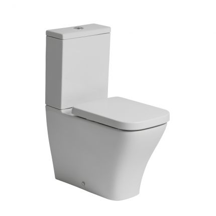 Serenity Fully Enclosed Close Coupled WC & Cistern