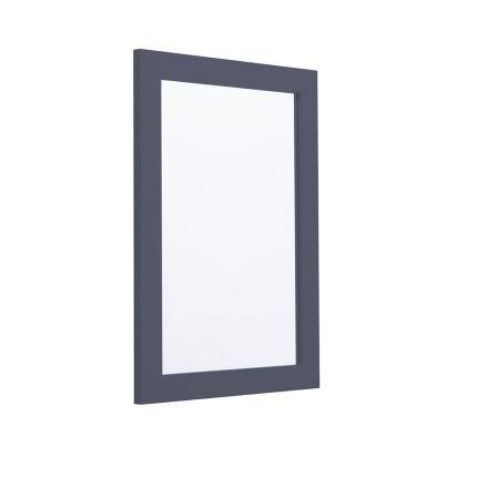 Halcyon 460mm Framed Mirror- Midnight Grey