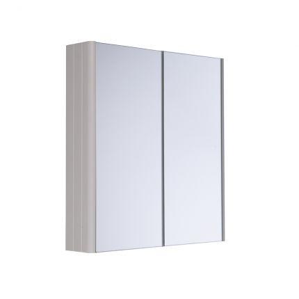 Halcyon Double Door Cabinet - Stone Grey