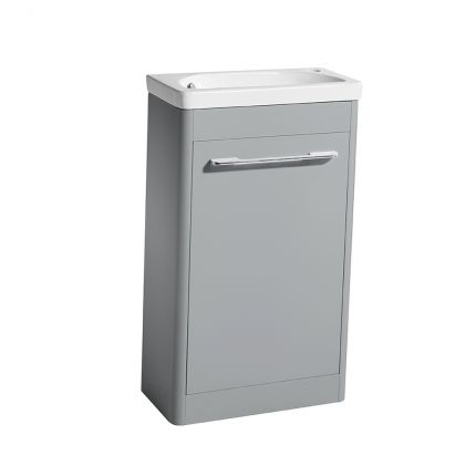 Contour 500 Cloakroom Unit - Light Grey