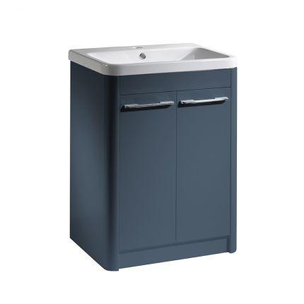 Contour 600 Freestanding Unit - Dark Blue