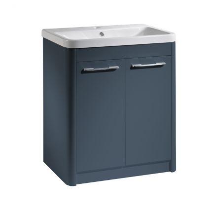 Contour 700 Freestanding Unit - Dark Blue