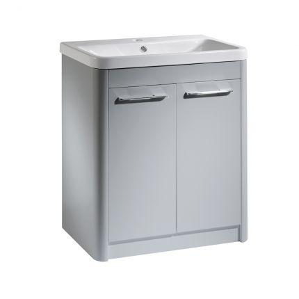 Contour 700 Freestanding Unit - Light Grey