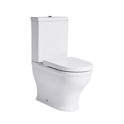 Langford Fully Enclosed Close Coupled WC