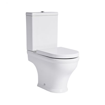 Langford Standard Close Coupled WC