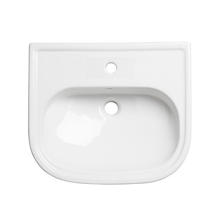 Langford Semi-Countertop Basin 1 Tap Hole