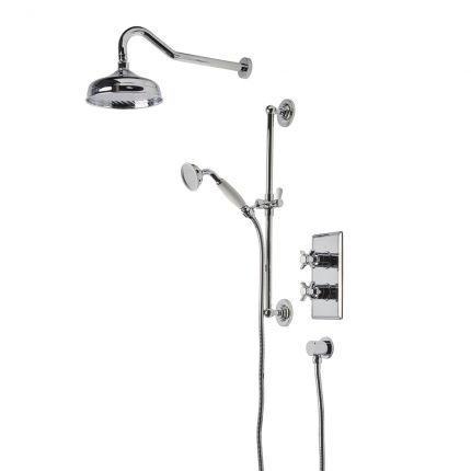 Regatta Concealed Shower System