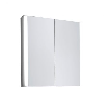 Altitude Double Door Illuminated Cabinet