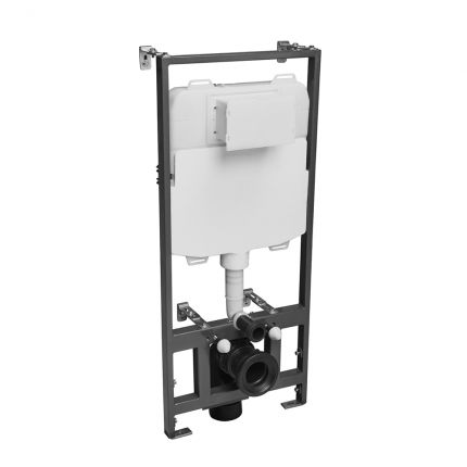 1.17 Wall Hung WC Frame