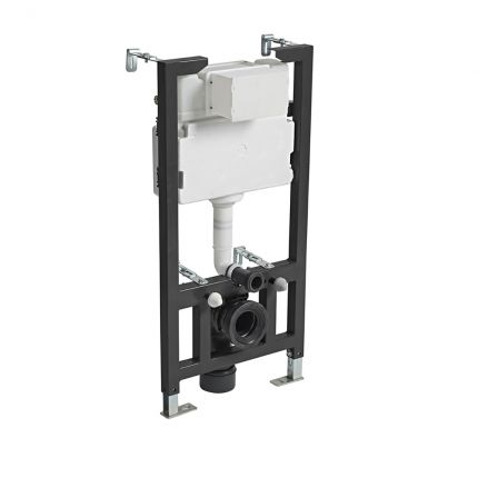 1.0m Wall Hung WC Frame