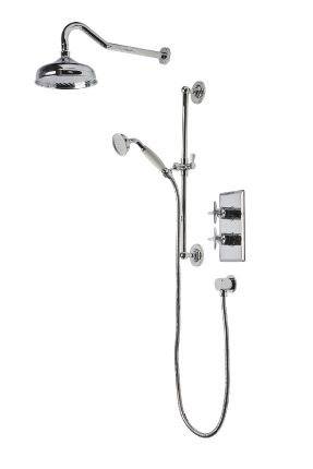 Fairview Concealed Shower System