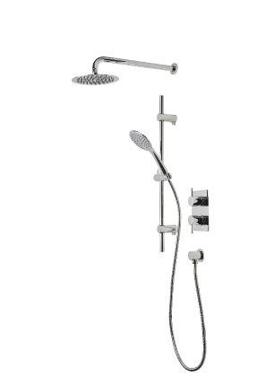 Joy Concealed Shower System