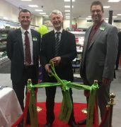 Fromefield Cutting Ribbon