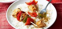 Thai Chicken Kebabs