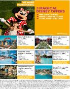 3 magical disney offers 2018