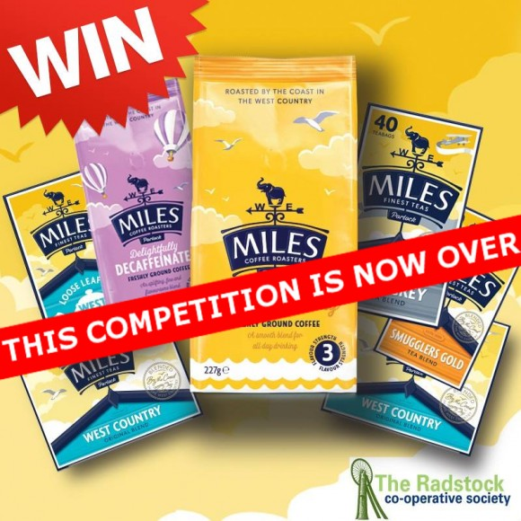 Miles Tea Competition - Finished