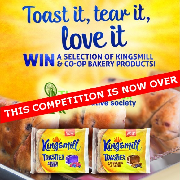 Kingsmill Competition - Finished