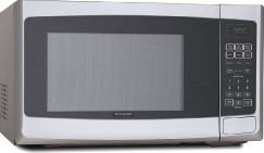 Montpellier Silver Microwave