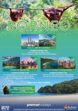 Borneo twin centres