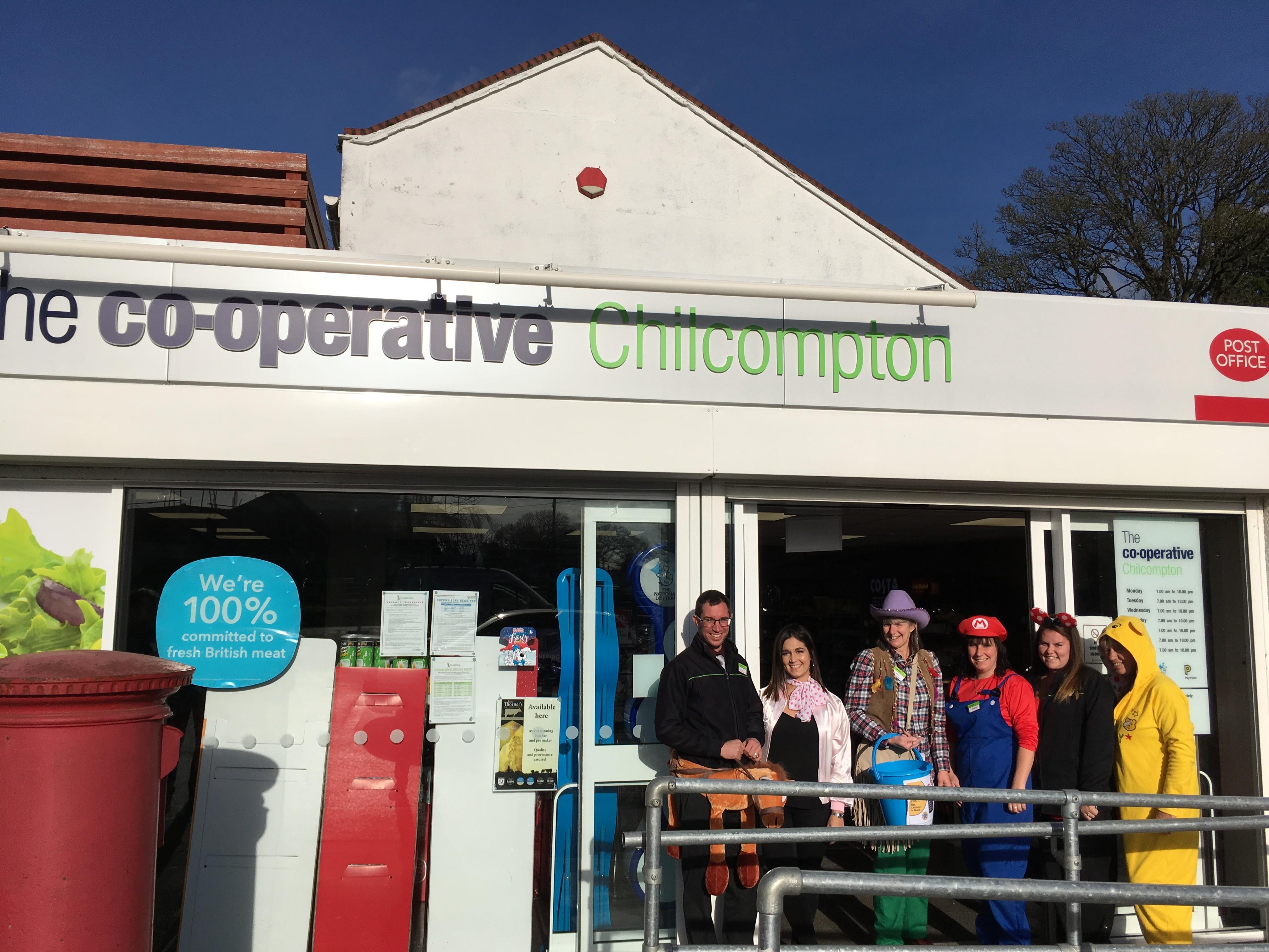 Chilcompton team