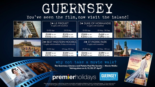 Guernsey Premier offers