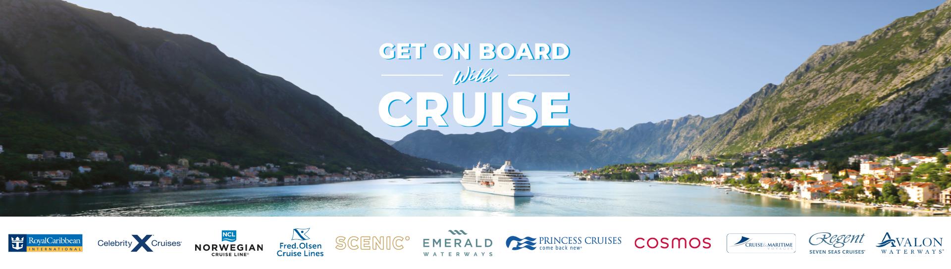 Cruise Web Banner
