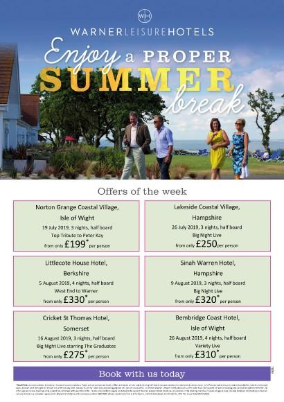 Warners Summer