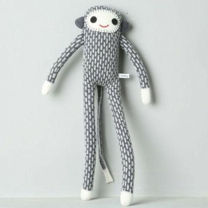 Sally Nencini skinny monkey