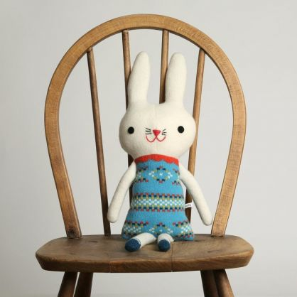 Sally Nencini mrs bunny