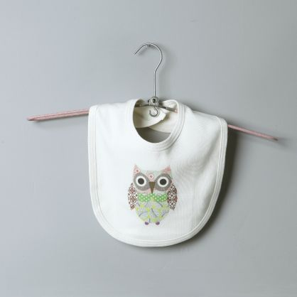 Petra boase owl bib