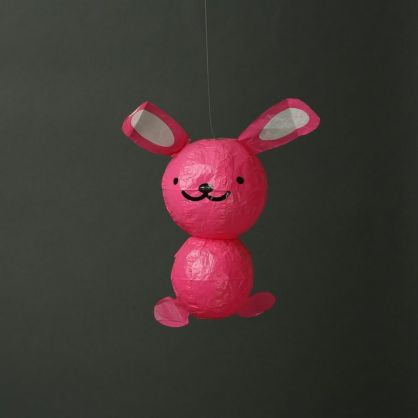 Rabbit Japanese Balloon